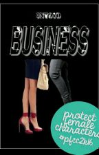 Business (completed) |H.S| by Into1D