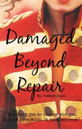 Damaged  Beyond Repair by Xscapee