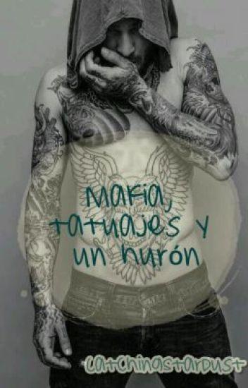 Mafia, tatuajes y un hurón