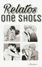 One Shots - Relatos (Gay-Yaoi) by zailuu
