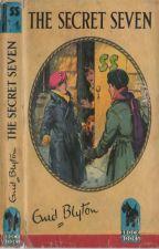 THE SECRET SEVEN by Enid Blyton by boldninety