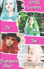 Sisters of the elements book 1: fire and ice #Wattys2014 by Creative_Daydreamer