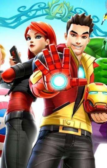 marvel avengers academy x male reader - Vincent Hardy - Wattpad