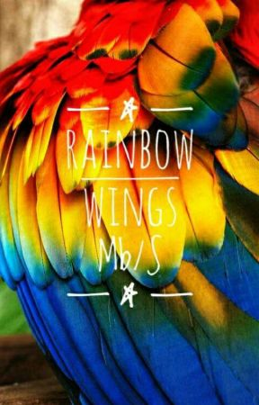 Rainbow Wings Mb/s by BlloodLustful