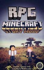 Minecraft Story Mode [RPG]  by Saphir_Queen