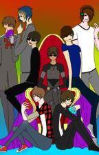 Team Hybrid (Team Crafted Fan Fiction) by punken316