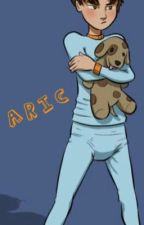Aric and Brae by kittykitty133