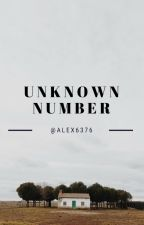 Unknown Number by alex6376