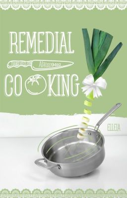 [Trans fic | Oneshot]  Remedial cooking.
