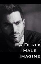 Teen Wolf: A Derek Hale Imagine by allysonrp