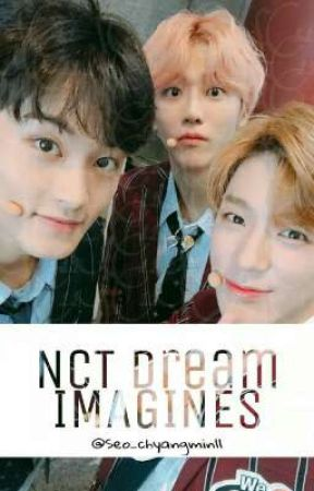 NCT DREAM imagines//ON-GOING// - [Birthday Special] Crush on you