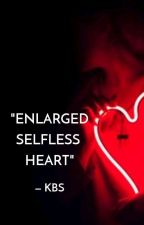 ENLARGED SELFLESS HEART by KBS150684