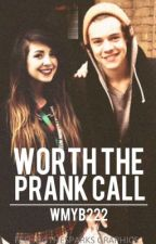 Worth The Prank Call ➸ Harry Styles by wmyb222