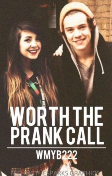 Worth The Prank Call ➸ Harry Styles