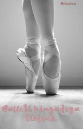 Balleti kingadega tüdruk by Achiaca
