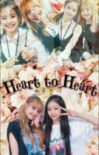 Heart To Heart [Jenlisa] by jennie_lisa_jenlisa