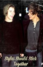 Styles should stick together !! ( a harcel + 1D fanfic ) by Sprinkled_Cookies