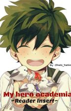 The world of hero's! -Bnha story- by The_Perverted_Killer