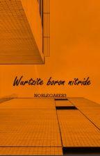 Wurtzite Boron Nitride by NobleGases3