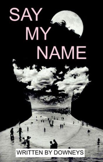 Say My Name [Teacher-Student Romance--Robert Downey Jr]