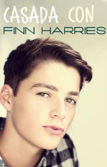 Casada con Finn Harries