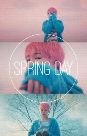 Spring Day  by btslover-suga