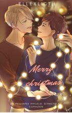 Merry Christmas by ellexlight