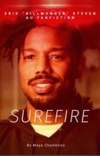 """Surefire (Erik """"Killmonger"""" Stevens AU Fan-fiction) by tweetylol"""