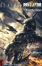 Aliens Vs Predator - War by Sam_And_Jess