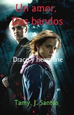 UN AMOR, DOS BANDOS (Hermione y Draco)  by TamaraSantosLeiva
