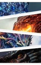 Les 4 dragons by camillevizet