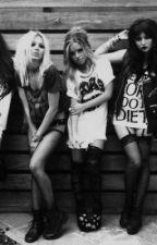 Girl's Gang by PotatoNarwhals