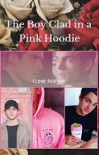 Thiam- The boy clad in a pink hoodie by Soft_Lilacs