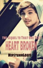 Heart Broken by HipstuhhLouis