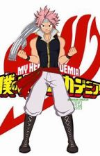 [Discontinued]Various BNHA x Reader | Fairy Tail x My Hero Academia by IUseStuff