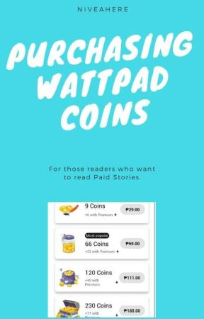 Purchasing Wattpad Coins - Setting up Payment Method using