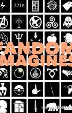 Fandom Imagines by Serpent_Trio