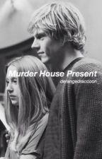 Murder House Present by derangedraccoon