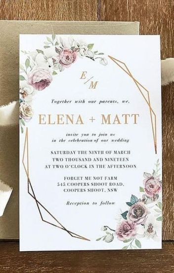 25 Wedding Invitation Wording Examples And Details Kristina