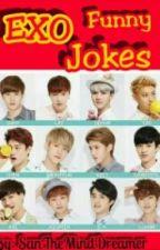 Exo Funny Jokes by SannyPen