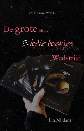 De GROTE kleine Elodie boekjes Wedstrijd (gesloten) by CIRaccon