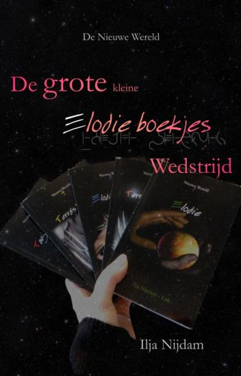 De GROTE kleine Elodie boekjes Wedstrijd