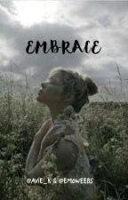 EMBRACE      a violet evergarden fanfic  by Avie_K
