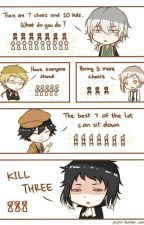 Anime Characters X Shy Reader Oneshots  by XX_XIII_X