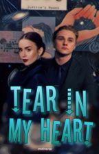 TEAR IN MY HEART ( ben hardy. ) by mvltiverse