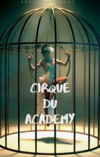 Cirque Du Academy by SuperWhoGhost