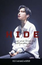 HIDE || Park Junhee [ A.C.E ] ✓ by killersmile1010