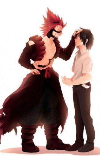 Sad Kiri Story {My Hero Academia} {Kirishima x F Reader