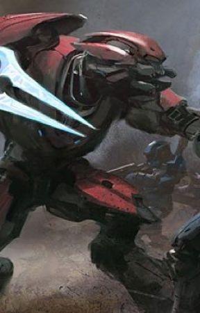 An Updated Halo Reach What If Nightfall Tip Of The Spire Wattpad