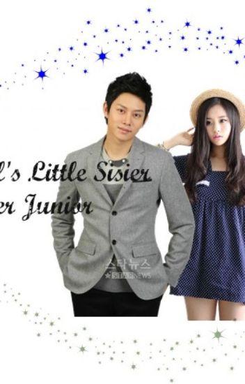 Heechul's Little Sister (Super Junior fanfic)